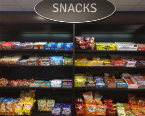 Vending Trends Snacks