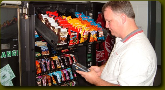 VMS Vending Machine Service