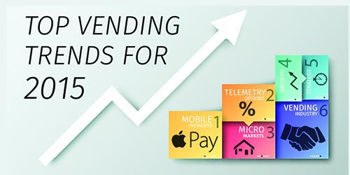 Vending trends