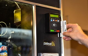 Parlevel Pay Credit Card Reader Swipe