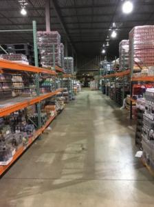 Vending Profits Warehouse Spoilage