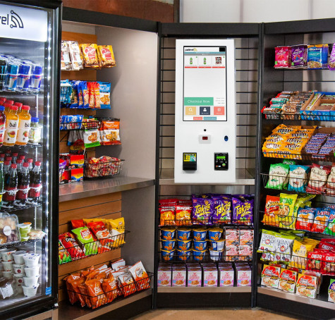 engaging kiosk